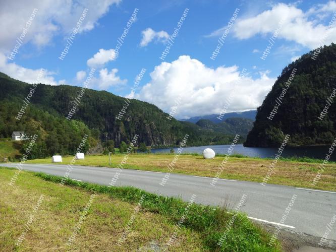 Image of Mountainous landforms, Highland, Mountain, Natural landscape, Mountain range, Road, Mountain pass, Wilderness, Sky, Hill station