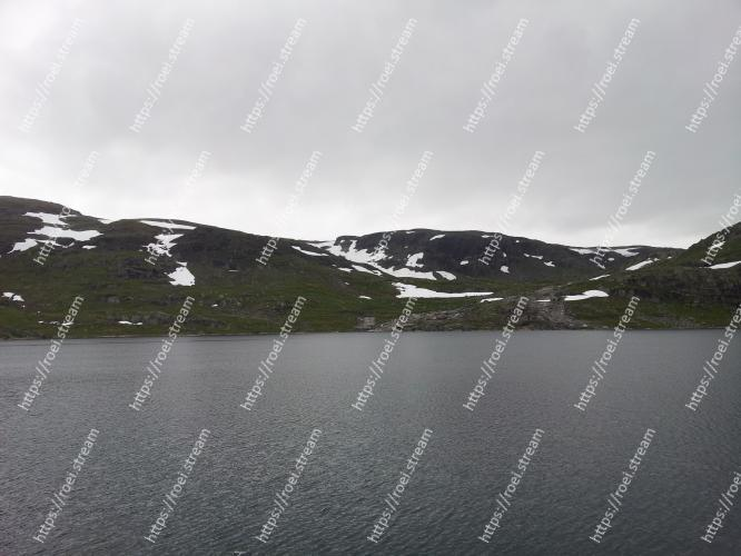 Image of Highland, Body of water, Lake, Fjord, Mountainous landforms, Mountain, Water, Loch, Sound, Atmospheric phenomenon