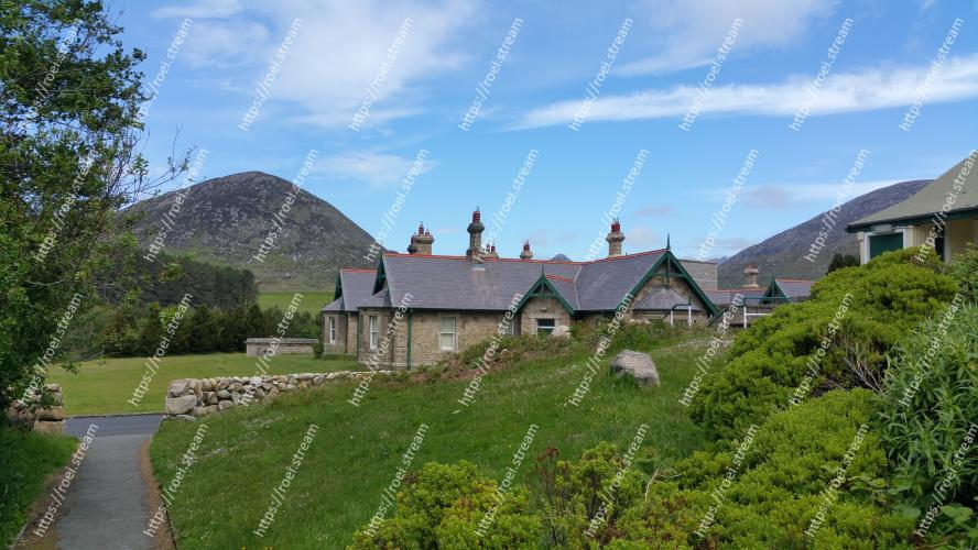 Image of Property, Highland, House, Cottage, Home, Building, Rural area, Fell, Roof, Mountain