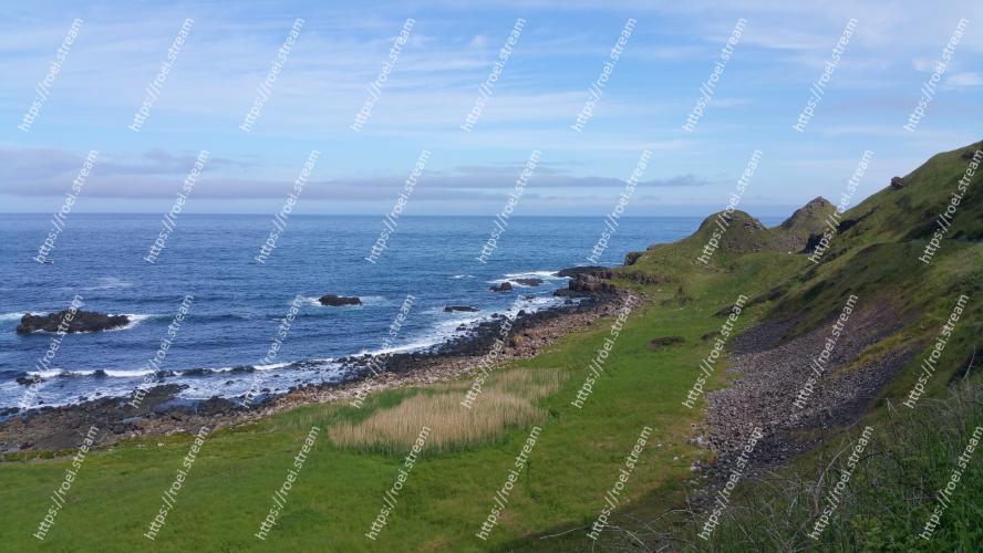 Image of Body of water, Coast, Headland, Sea, Coastal and oceanic landforms, Shore, Promontory, Ocean, Natural landscape, Raised beach