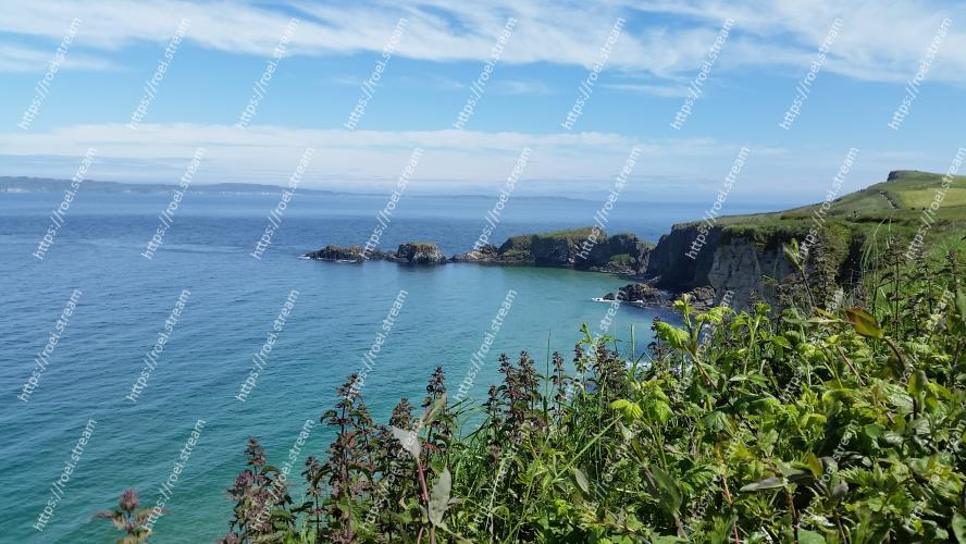 Image of Body of water, Coast, Coastal and oceanic landforms, Headland, Sea, Promontory, Sky, Bay, Ocean, Cliff