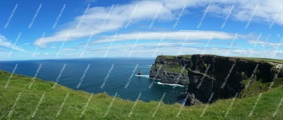 Image of Blue, Water, Water resources, Azure, Cliff, Watercourse, Sky, Terrain, World, Formation