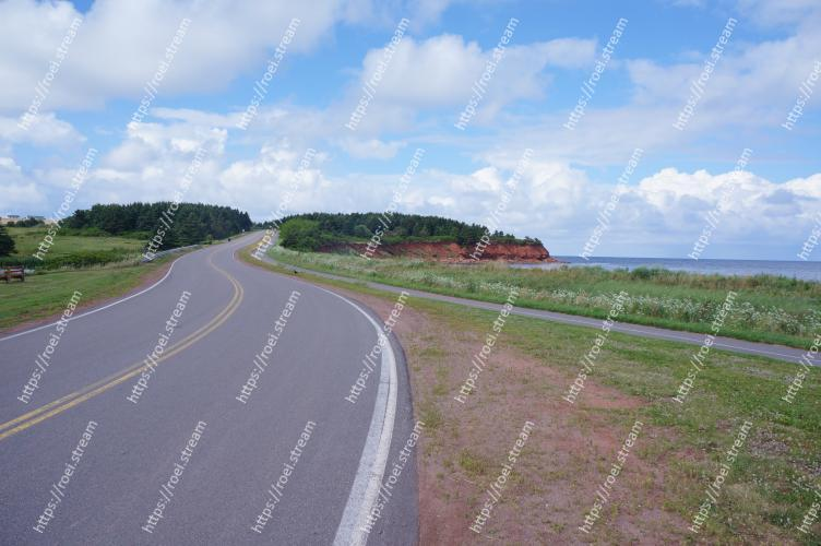 Image of Road, Highway, Asphalt, Thoroughfare, Infrastructure, Natural landscape, Lane, Road surface, Sky, Freeway