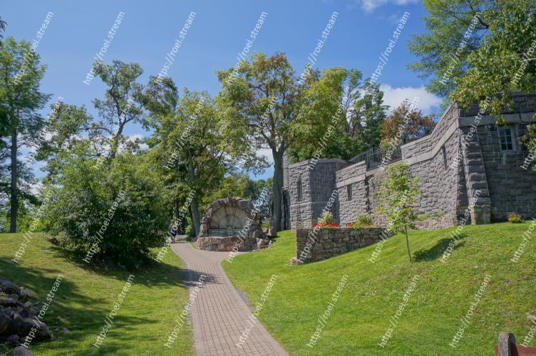 Image of Property, Tree, Wall, House, Architecture, Real estate, Estate, Grass, Home, Building