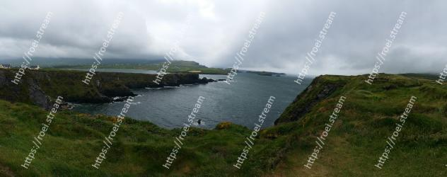 Cliff, Water, Terrain, Formation, Rock