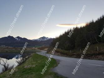 Mountainous landforms, Highland, Mountain, Mountain range, Sky, Mountain pass, Road, Alps, Natural landscape, Wilderness