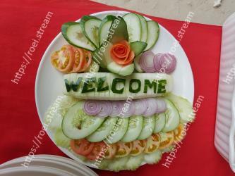 Food, Dish, Garnish, Cuisine, Ingredient, Cucumis, Vegetable, Cucumber, Melon, Produce