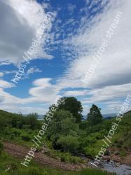 Blue,Sky,Nature,Daytime,Water,Vegetation,Cloud,Reflection,Natural landscape,Atmosphere