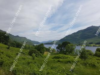Highland,Nature,Natural landscape,Mountainous landforms,Mountain,Vegetation,Sky,Wilderness,Loch,Hill
