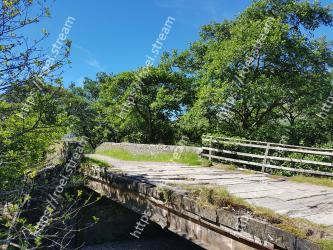 Natural landscape, Nature reserve, Tree, Vegetation, Walkway, Waterway, Bridge, Sky, Botany, River