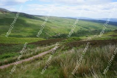 Grassland, Highland, Hill, Mountainous landforms, Natural landscape, Natural environment, Grass, Fell, Mountain, Pasture