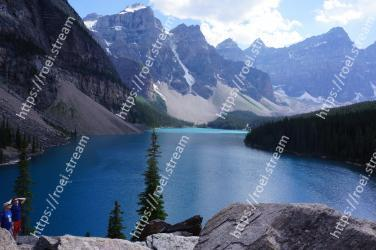 Mountainous landforms, Body of water, Mountain, Nature, Natural landscape, Glacial lake, Tarn, Lake, Wilderness, Moraine Moraine Lake