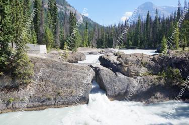 Body of water, Water resources, Nature, Water, Natural landscape, Wilderness, Watercourse, Mountainous landforms, Mountain, River Natural Bridge