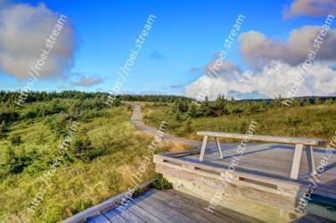 Sky, Nature, Natural landscape, Vegetation, Nature reserve, Cloud, Property, Natural environment, Daytime, Wilderness