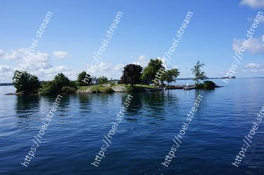 Body of water, Water, Sky, Sea, Natural landscape, Water resources, Ocean, River, Tree, Island