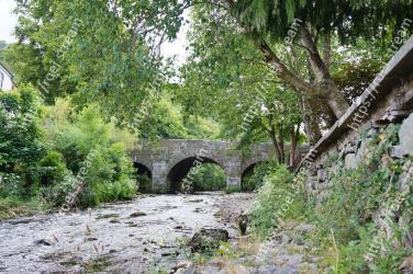 Humpback bridge,Vegetation,Tree,Bridge,Natural landscape,Arch bridge,Devils bridge,Arch,Grass,Leaf
