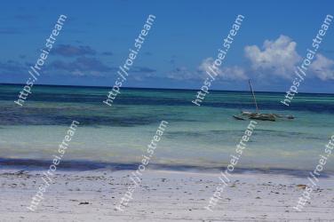Body of water, Blue, Sea, Beach, Sky, Ocean, Tropics, Shore, Caribbean, Coast