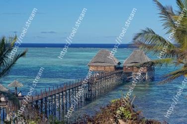Sea, Water, Ocean, Coast, Shore, Sky, Tree, Azure, Tropics, Vacation