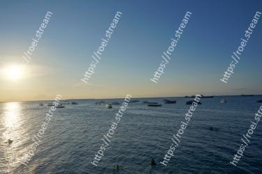 Sky, Body of water, Horizon, Sea, Ocean, Water, Blue, Cloud, Calm, Morning