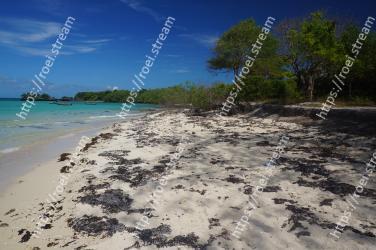 Body of water, Beach, Shore, Tropics, Sea, Sky, Coast, Ocean, Water, Sand