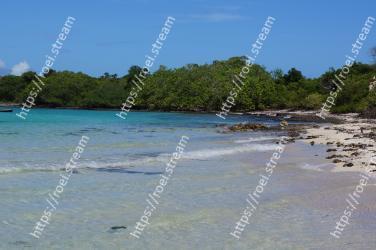 Body of water, Beach, Sea, Coast, Shore, Ocean, Water, Coastal and oceanic landforms, Tropics, Sky