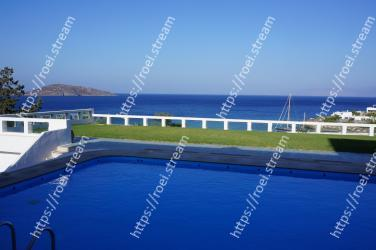 Blue,Property,Swimming pool,Sky,Sea,Azure,Vacation,Architecture,Real estate,Ocean