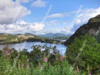 Body of water, Nature, Highland, Vegetation, Natural landscape, Wilderness, Lake, Loch, Tarn, Water resources