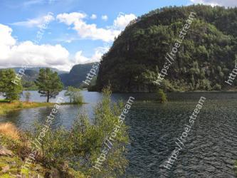 Body of water, Natural landscape, Nature, Water resources, River, Water, Highland, Tarn, Wilderness, Lake
