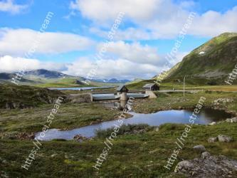 Highland, Natural landscape, Mountainous landforms, Tarn, Mountain, Nature, Wilderness, Fell, Lake, Sky