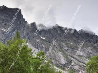 Mountainous landforms, Mountain, Highland, Mountain range, Ridge, Hill station, Wilderness, Geological phenomenon, Atmospheric phenomenon, Alps Troll Wall