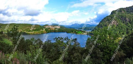 Body of water, Natural landscape, Nature, Highland, Tarn, Lake, Water resources, Hill station, Vegetation, Mountain